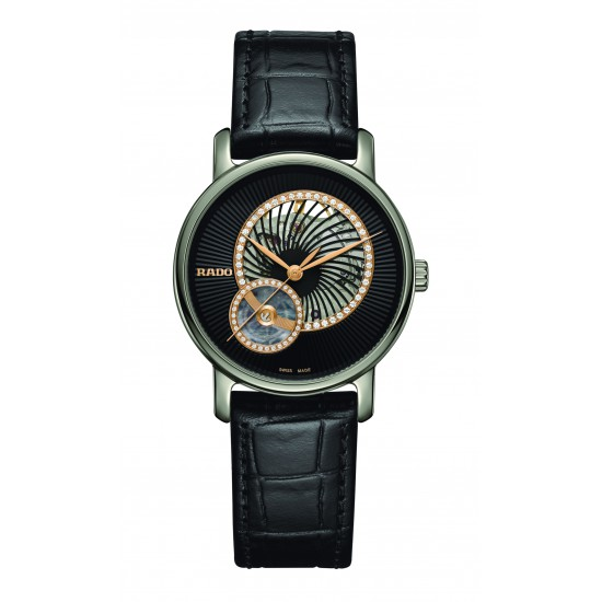 RADO Diamaster dames uurwerk automatic - 606758