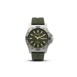 RODANIA Leman Supersport Titanium Military Green silicone - 610085