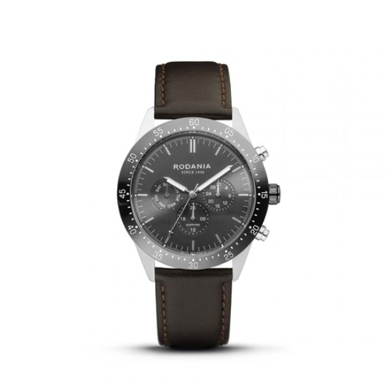 RODANIA Alpne heren chrono uurwerk - 608869