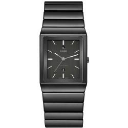 RADO Ceramica black heren uurwerk quartz - 605390