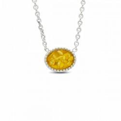 SEE YOU memorial gedenksierraad - zilveren halsketting - 608468