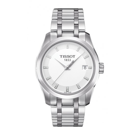TISSOT COUTURIER QUARTZ - 55671