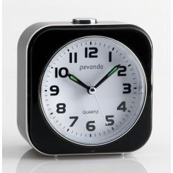 PEVANDA wekker met snooze secondewijzer - 604165