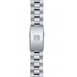 TISSOT PR 100 dames uurwerk chrono met diamanten - 606489
