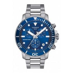 Tissot Seastar heren uurwerk met batterij - 605351