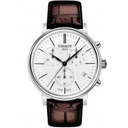 Tissot CARSON heren chrono uurwerk met batterij - 607190