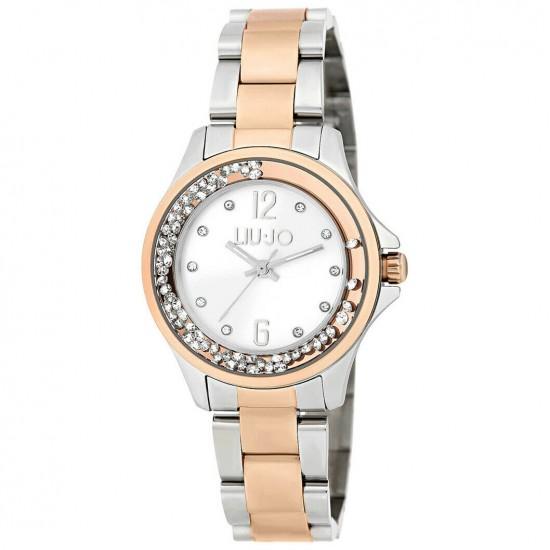 LIU JO Mini Dancing dames uurwerk met batterij - 608764