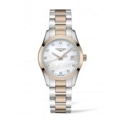 LONGINES Conquest dames uurwerk - 608635