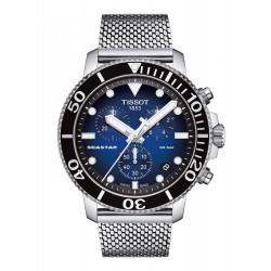 Tissot Seastar heren chrono uurwerk met batterij - 608336